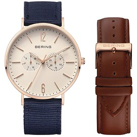 BERING - CLASSIC CLRF LEATHER & NYLON 14240-564