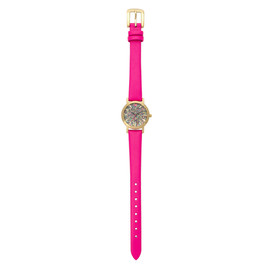 kate spade NEW YORK - mini glitter dial metro mini