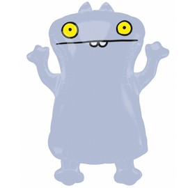 Uglydoll - Babo Super Shape Balloon