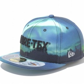 New Era - 【OUTDOOR】 59FIFTY GORE-TEX オーロラ