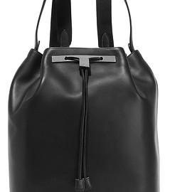 The Row - Leather backpack