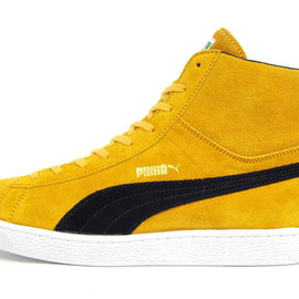 Puma - JAPAN SUEDE MID 「made in JAPAN」 「UNDEFEATED TOKYO / Kazunori Yamada」 「LIMITED EDITION for 匠 COLLECTION」
