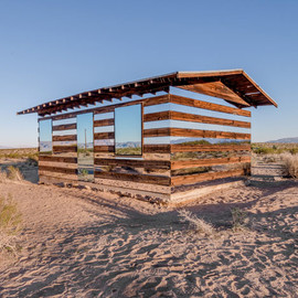 Phillip K Smith III - Lucid Stead installation