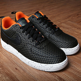Nike, UNDEFEATED - Lunar Force 1 Low SP - Black/Orange?