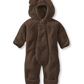 L.L.Bean - Hi-Loft Fleece Coveralls