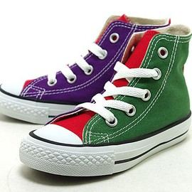 CONVERSE - ALL STAR KIDS MULTI