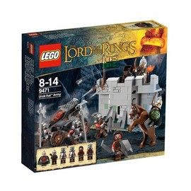 LEGO - The Lord of The Rings: Uruk-hai Army (9471)