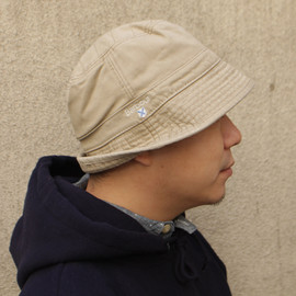 Barbour - Heavy Twill Bucket Hat (Sample)