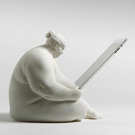 Scott Eaton - Venus of Cupertino iPad Docking Station