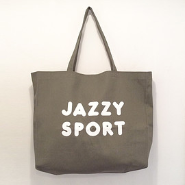 "Jazzy Sport - JS ""アメリカーナ"" トートバッグ"