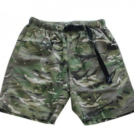 Mountain Mania - CAMO SHORT