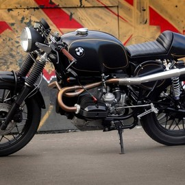Kevils Speed Shop - Teufel BMW R80