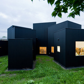 Jun Igarashi Architects - House O, Tokoro District, Hokkaido prefecture, Japan