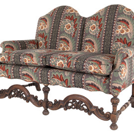 ANTIQUE BAROQUE SOFA