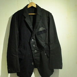 TAKAHIROMIYASHITA The SoloIst. - old man jacket regular.