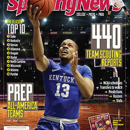 The Sporting News - 2016-17 College, Preps & Pros Basketball Yearbook