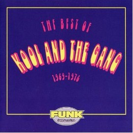 Kool & The Gang - Best of Kool & The Gang: 1969-1976
