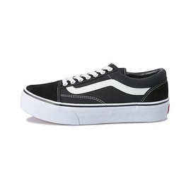 VANS - OLD SKOOL PLAT  V36 PLAT 18SP BLACK