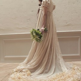 rosey aphrodina - wedding dress