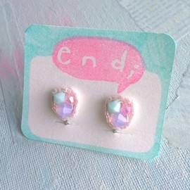 end; - circle earring