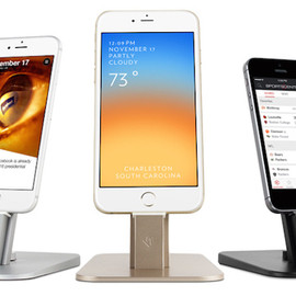 Twelve South - Twelve South HiRise Deluxe for iPhone/iPad
