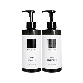 TRUNK - 【SET】TRUNK Organic Shampoo & Conditioner
