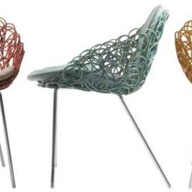 Noodle Armchair Design by Kenneth Cobonpue