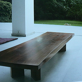 Charlotte Perriand - Table, Residence of The japan Ambassador in Paris