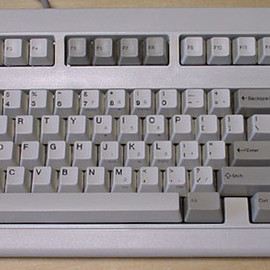 IBM - 84key Space Saver