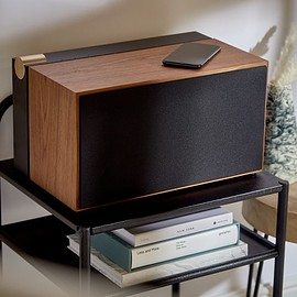Native Union, La Boite concept - PR/01 - Walnut/Black/Gold