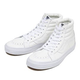 VANS - VANS SK8-HI REISSUE '15FA (P.LEATHER)WHT