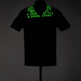 Maison Martin Margiela - Charity AIDS T-Shirt (luminescence)