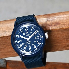 TIMEX - Original Camper Navy (SHIPS 40th Anniversary)