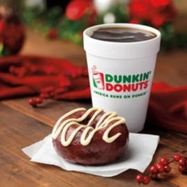 Dunkin' Donuts - Donuts and coffee