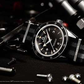 "OMEGA - Seamaster 300 ""007 SPECTRE"" Limited Edition"