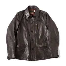 PHIGVEL - 11SS LEATHER JKT