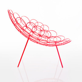 Cappellini Next, Designed by Jan Plechac&Henry Wielgus - Circle armchair