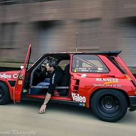 Renault - 5 Turbo