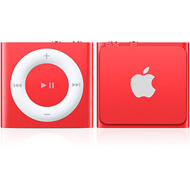 Apple - iPod shuffle (PRODUCT)RED