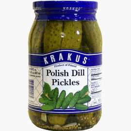 Krakus - Dill Pickles