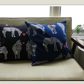 BOHEMIANS - CUSHION M LOVEZEBRA