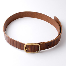Ki:ts - Ki:ts 30mm Retrowood brown belt