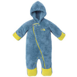 THE NORTH FACE - baby fleece suit