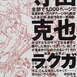 寺田克也ココ10年 KATSUYA TERADA 10 TEN - 10 Years Retrospective -