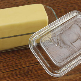 Luminarc - Cow Butter Dish