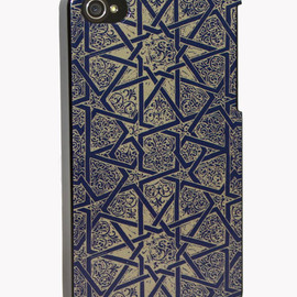 Monrõ - iPhone 4 Case (BOHEMIAN STAR NV)