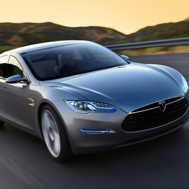 Tesla - Model S full electric car