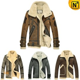 CWMALLS - Mens Sheepskin Jacket CW141478