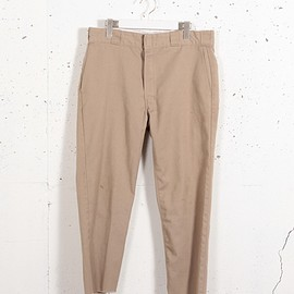 OLD PARK - TAPERED PANTS(CHINO)