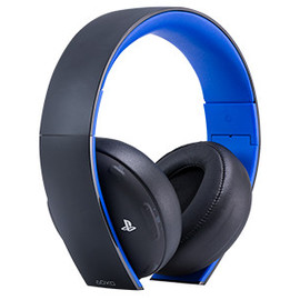 Sony Computer Entertainment - Gold Wireless Stereo Headset